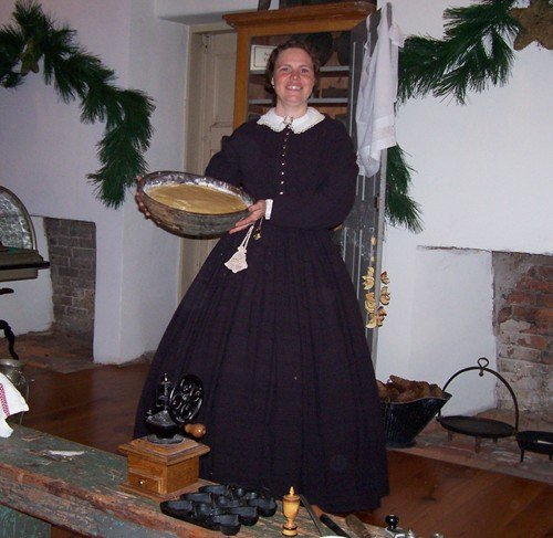Heather Hibbs Discusses 19th-Century Cooking