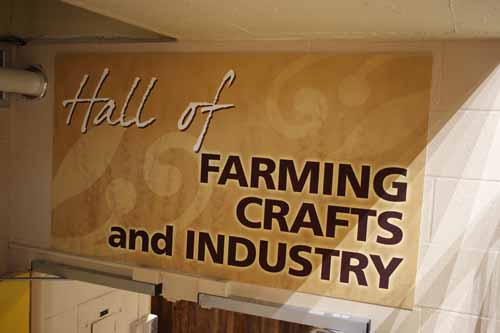 Hall of Farming Crafts and Industry
