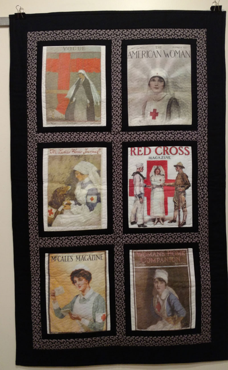 WW I Quilts